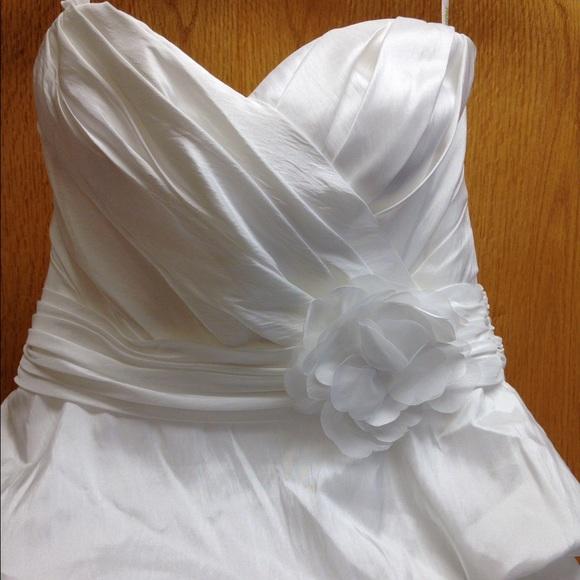 Davids Bridal Wedding Dress Final Sale