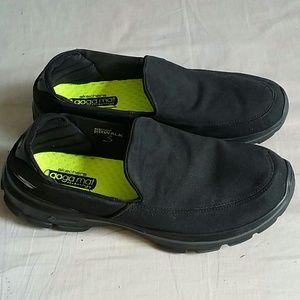 Men's Skechers gogamat Shoes 10 Canvas