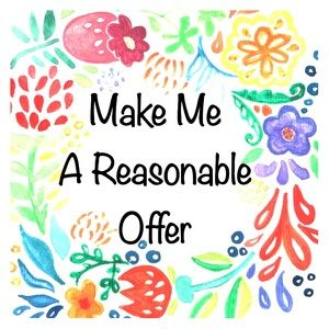Other - All Reasonable Offers Considered! 