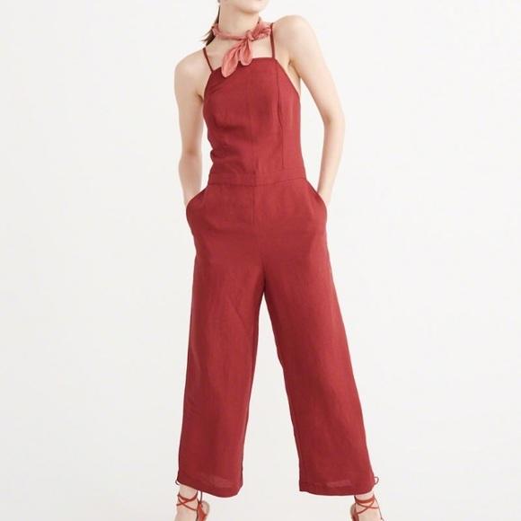 c1841dade798 Abercrombie   Fitch Pants - Abercrombie Culotte jumpsuit