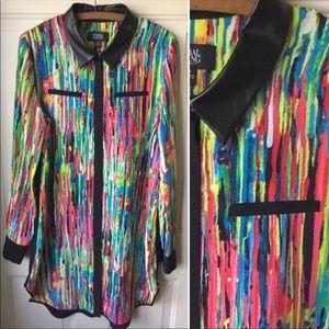 EUC Prabal Gurung Nolita Shirt Dress