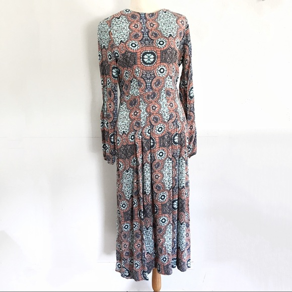 HM Long Sleeve with Maxi Dresses