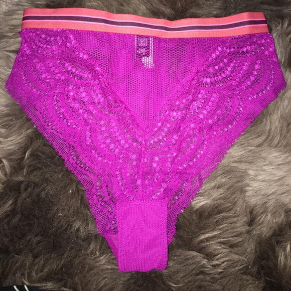 8d9801bd0f BNWT Victoria s Secret high waist cheeky underwear