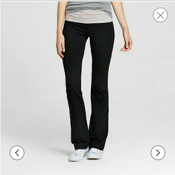 00ec2bca24329c Mossimo Supply Co. Pants | Womens Foldover Bootcut Leggings | Poshmark