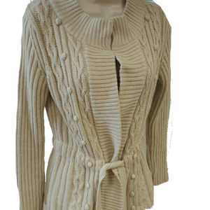 {HP} CATO'S Girl's Cable Knit Sweater