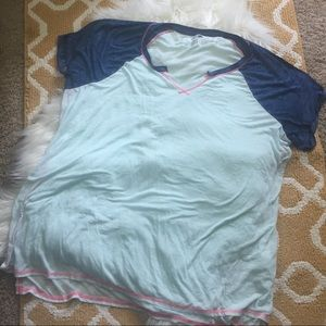 NWOT maurices burnout tee size 3X