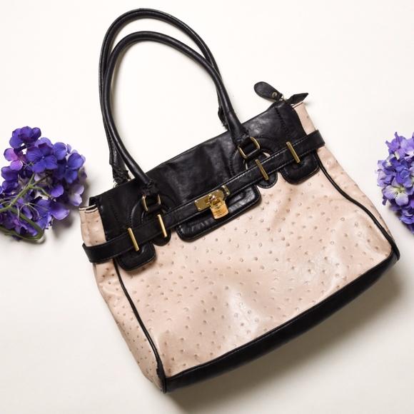 ec8a89ca906 Aldo Handbags - FREE ALDO Beige Black Ladies bag with Any Purchase