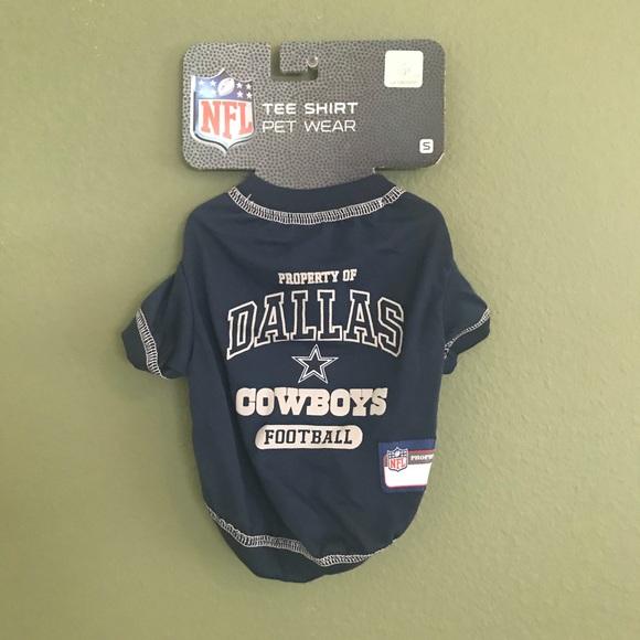 best authentic 38d50 efc79 🏈Dallas Cowboys Dog shirt.