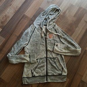 Super Soft Roxy Burnout Jacket ... 89a9b8563