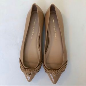 Loeffler Randall Shoes - Loeffler Randall Willow Flat with Mignon Knot