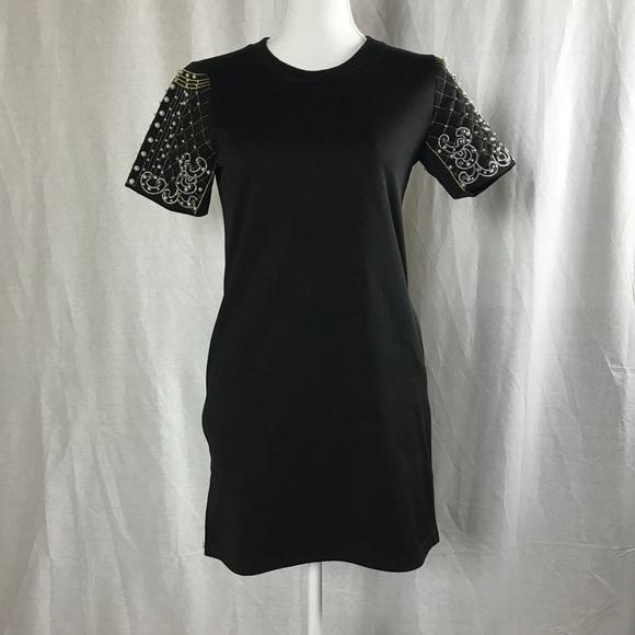 Ciara Black Embellished Dress Asian Brand Poshmark