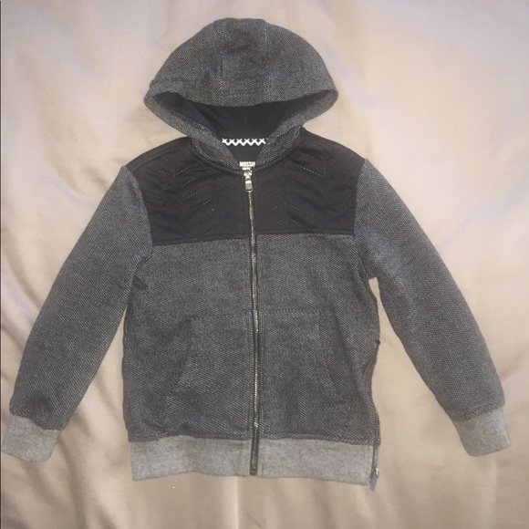 28ab07677 👦🏻Little boys zip up jacket with a hood