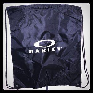 Oakley draw string backpack