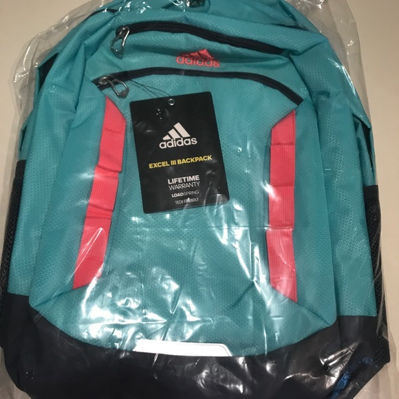 be975538a719 Adidas excel III backpack brand new!