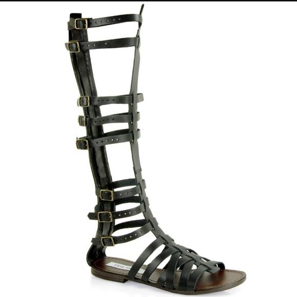 2bc794e51a7 Steve Madden Tall Gladiator Sandals