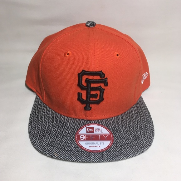 huge discount c4687 ee2a9 San Francisco Giants snapback hat