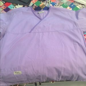 Top and bottoms scrubs