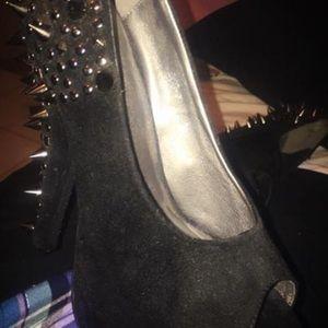 Spiked Heels