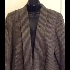 Christian Dior Jackets & Coats - Christian Dior Vintage Wool Trapeze Coat