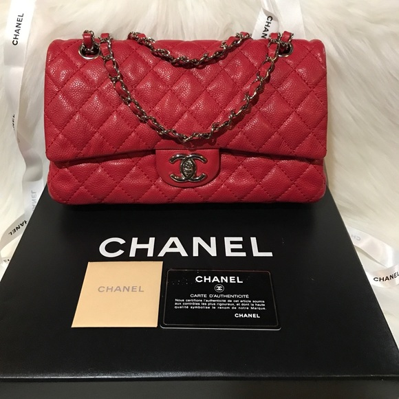 80b367cb576 CHANEL Bags   Authentic Flat Bag   Poshmark