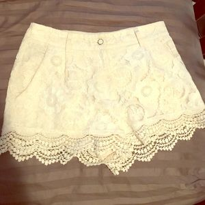 Dressy shorts size small
