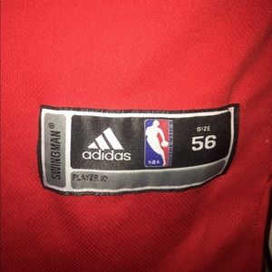 2dc8fa253be adidas Shirts - Adidas Barkley Sixers 76ers swingman Jersey 34