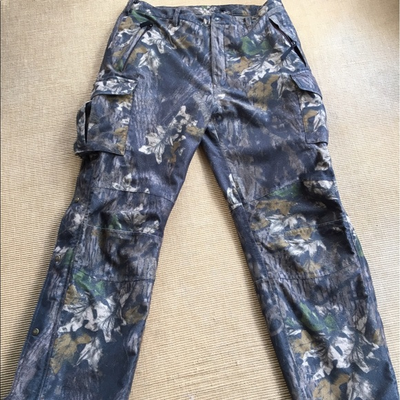 a33722bfe3fa8 Cabelas Other - Cabelas Camo Scent Lok Dry Plus pants hunting 38
