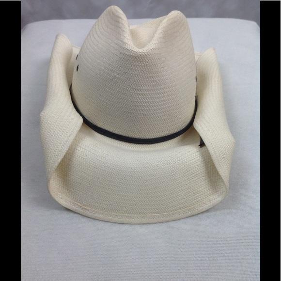 Bailey Other - Bailey u-Rollit Cowboy   Western Straw Hat 468d6db3f88