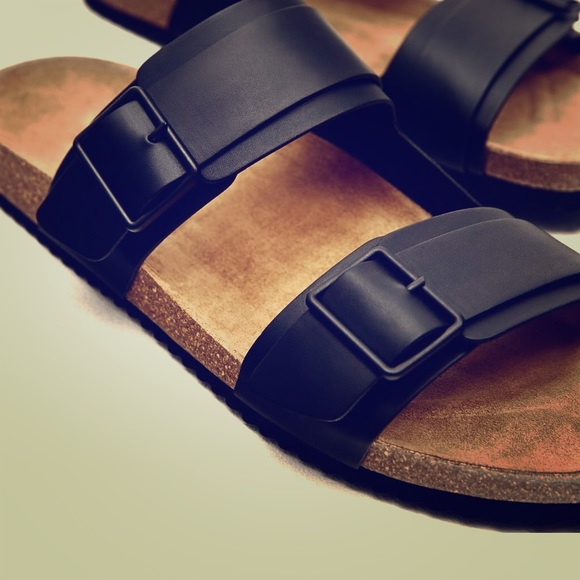 b8677ae48a20 Zara New Men Sandals size 9