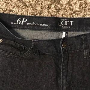 LOFT Jeans - LOFT Petite Modern Skinny Jeans 6P
