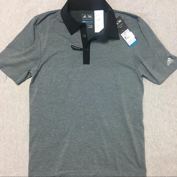 Adidas camisetas Modern Fit camisa de golf con ClimaCool poshmark