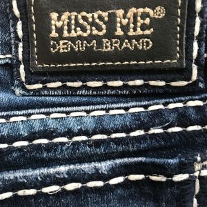 Miss Me Sunny Boot Cut Jeans Size 29