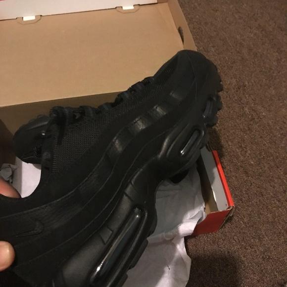 Nike Shoes | Air Max 95 Tripple Black