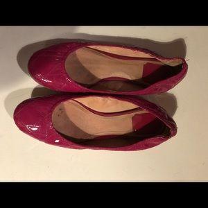 Dior flat... bright pink