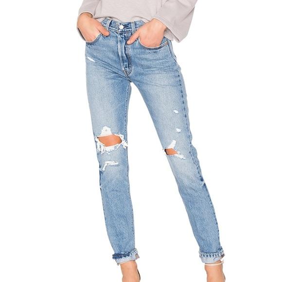 bb909fbf Levi's Jeans | Levis 501 Skinny Old Hangouts | Poshmark