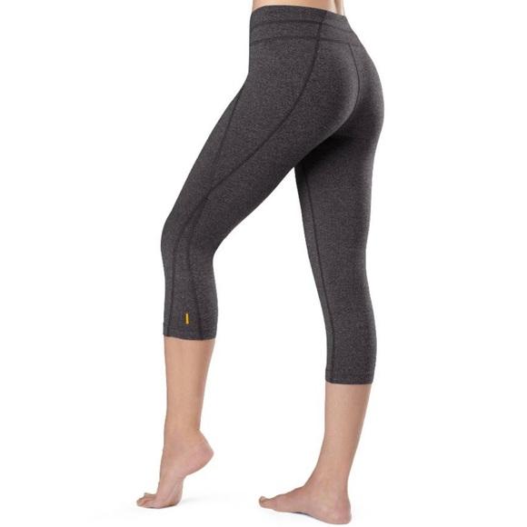 7d6189ee62fde Lucy Pants | Hatha Gray Capri Leggings | Poshmark