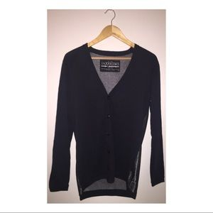 Urban Outfitters Dual Tone Cardigan - SMALL