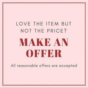 Accessories - Make an offer ❤️❤️❤️