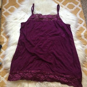 maurices tank top size 1X