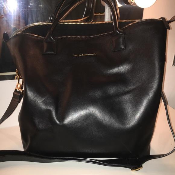 WANT Les Essentiels Bags - Want Les Essentiels De La Vie OHARE Soft Shopper