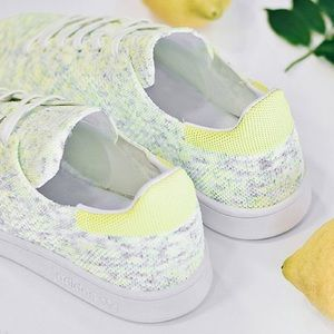"""Urban Outfitters Shoes - Adidas Stan Smith Primeknit """"Solar Yellow"""" 73ae413749"""