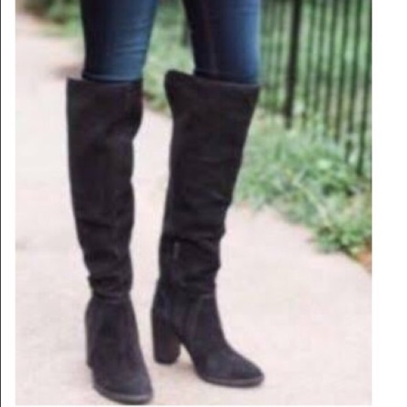 29137f2a663 Vince Camuto Melaya over the knee boots size 9. M 59cc81a98f0fc4334e014f55