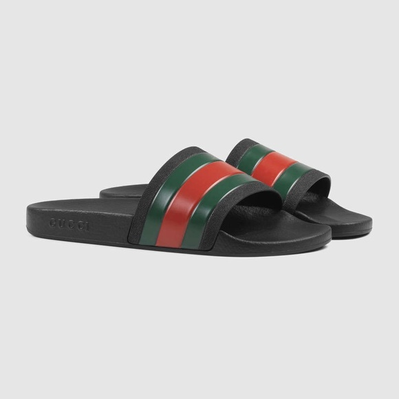 5bca2fe4c975fa Gucci Other - Gucci signature slides size 10 men