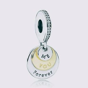Jewelry - Pandora Me and You Forever Dangle Charm