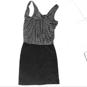 Black and grey dress by Free People