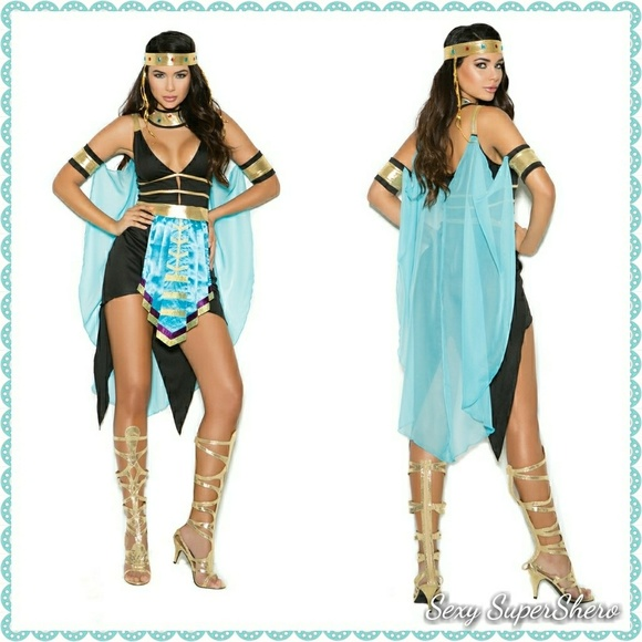 80044a56ce2 🆕Sexy Queen Of The Nile – 5 pc. costume Boutique