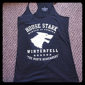 Tops - ❄️❄️❄️❄️Game of thrones tank for ladies ❄️❄️❄️❄️❄️