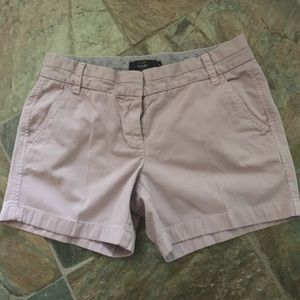 Jcrew Chino broke in shorts
