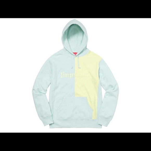 7aef94f60 Supreme Sweaters | Split Old English Sweatshirt | Poshmark
