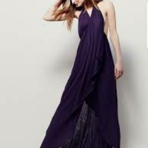Free people wrap dress